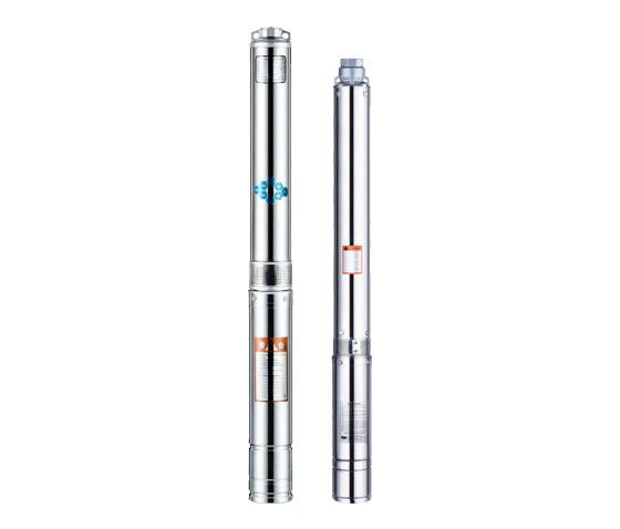 4SR不锈钢井用潜水电泵