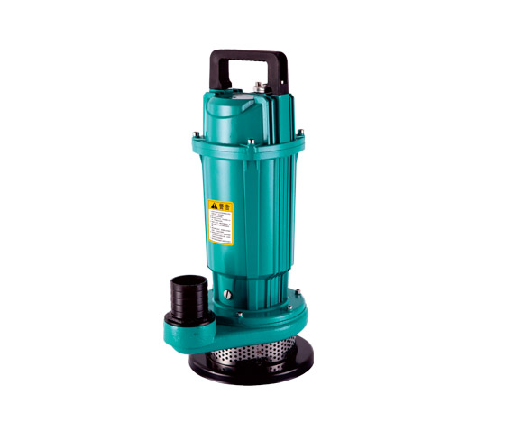 天津QDX / QX下泵式潜水电泵