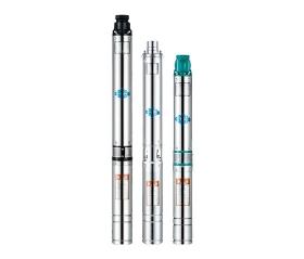 100QJ不锈钢井用潜水电泵